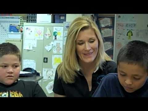 Zuni Elementary Magnet School and iLiveMath Apps - Trailer #2