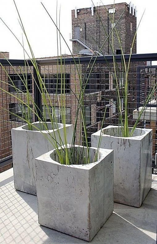 Concrete Garden Pots Jan jander concrete garden pot hotel world asia concreto jan jander concrete garden pot hotel world asia workwithnaturefo