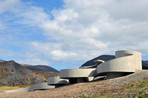 Selvika - Havøysund, Norway - Reiulf Ramstad Arkitekter - 2012 photo by architect