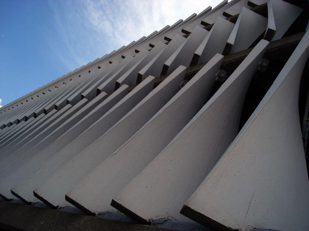 Henry Ford Hospital S Modernist Parking Garage Kahn Associates