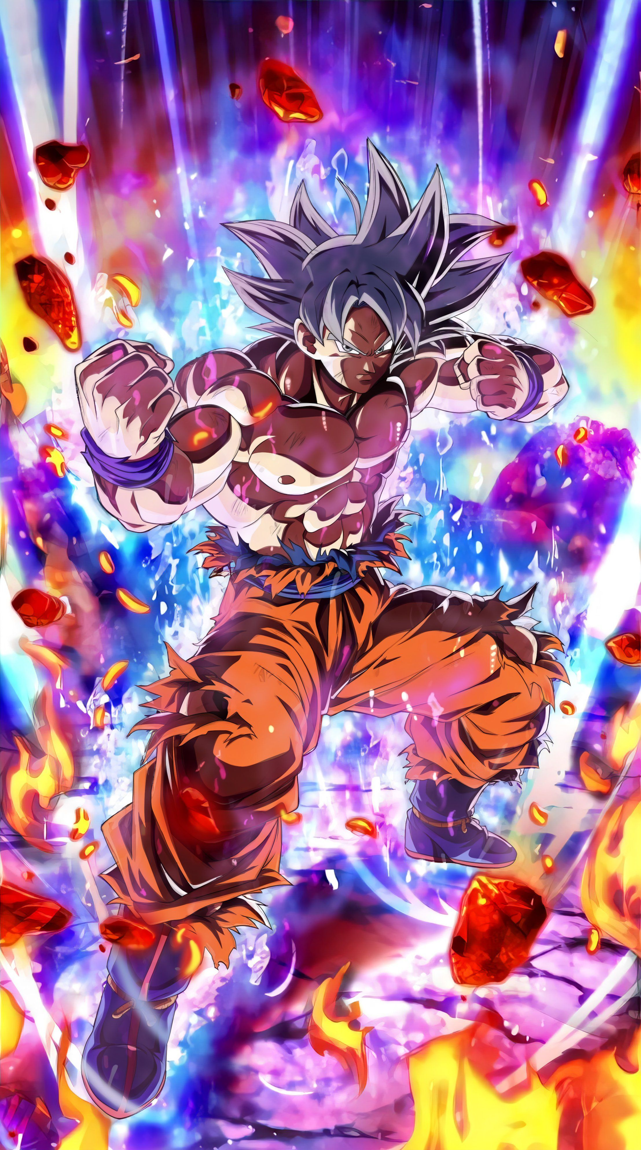 Lr Mastered Ultra Instinct Goku True Hd In 2021 Dragon Ball Super Artwork Anime Dragon Ball Super Dragon Ball Tattoo