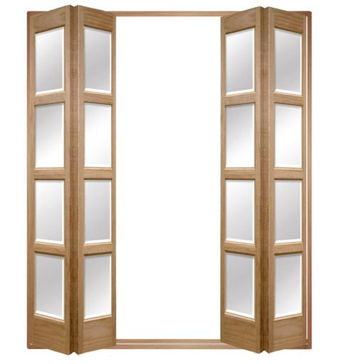 Bifold doors interior internal folding doors oak for Interior folding doors