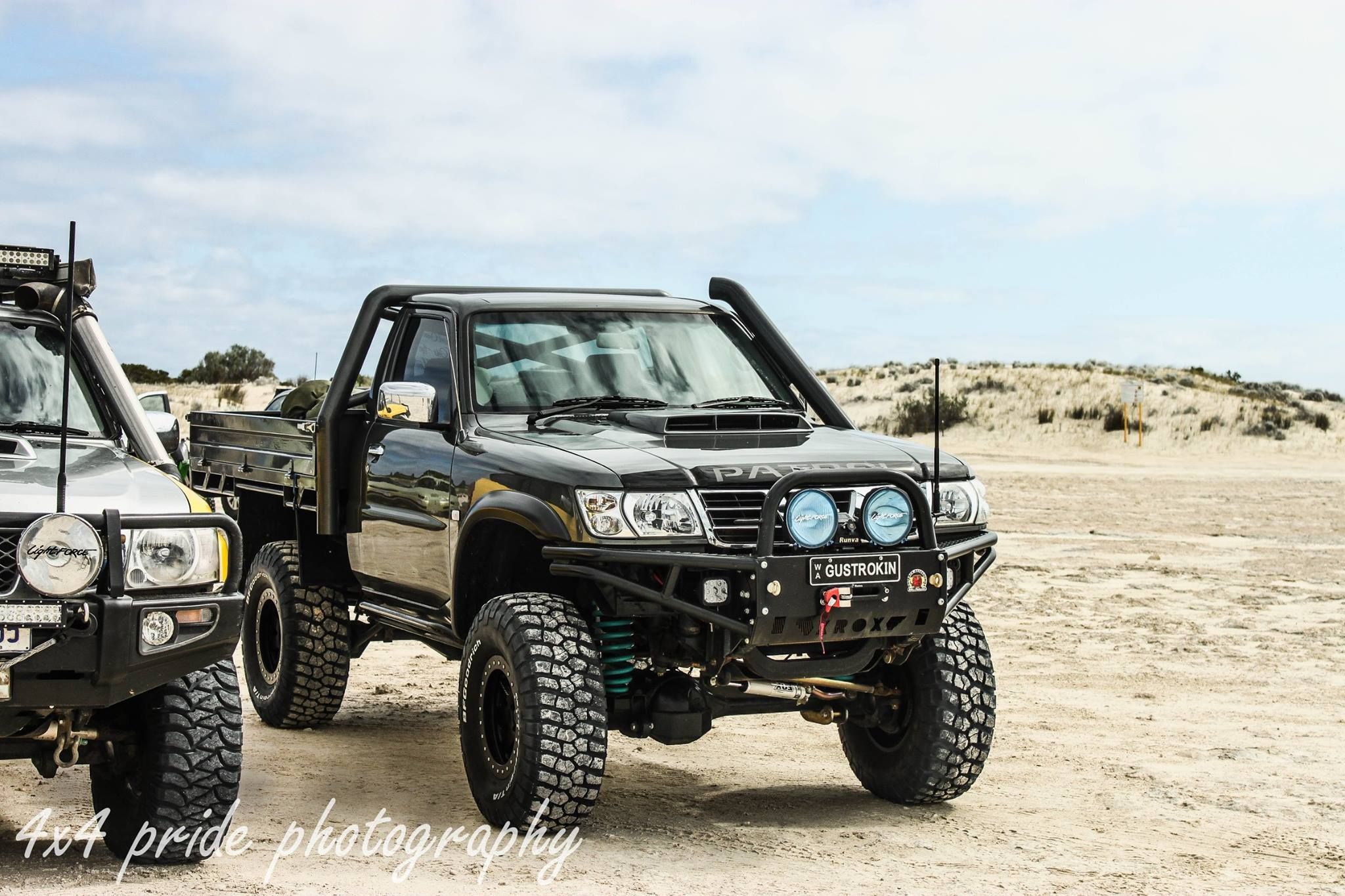 Pin By Jose Mendez On Boys Toys In 2020 Nissan Patrol Nissan 4x4 Toyota Trucks