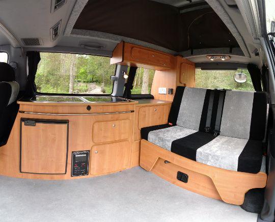 Atlas campervan interior conversion van pinterest for Campervan furniture plans