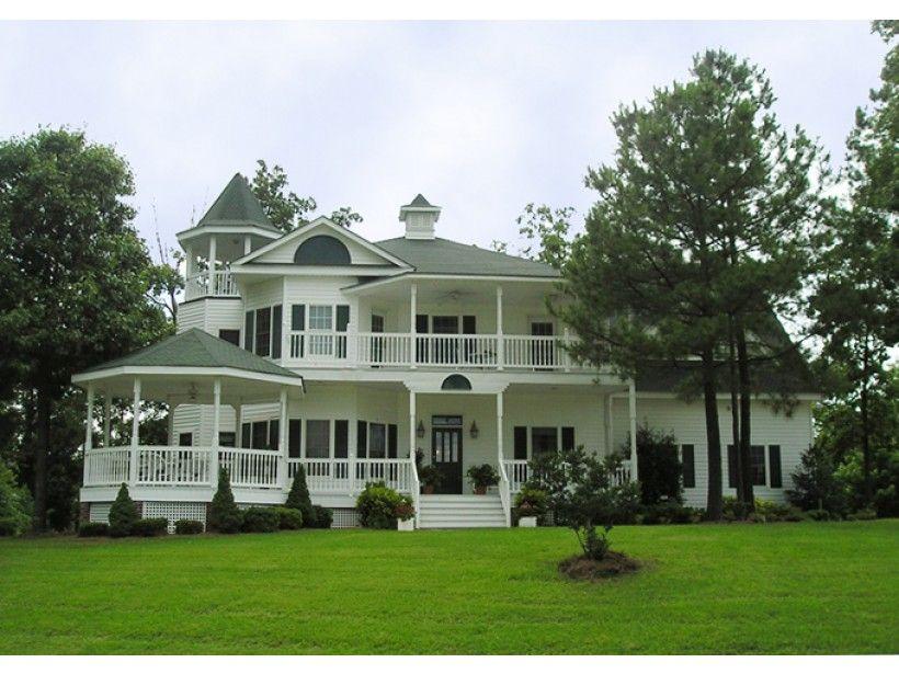 Queen Anne House Plan ...