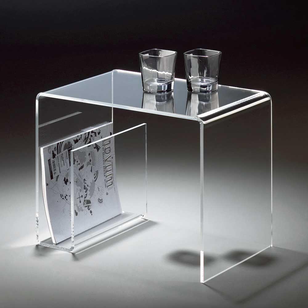 Sofatisch Mit Zeitungsablage Acrylglas Jetzt Bestellen Unter Https Moebel Ladendirekt De Wohnzimmer Tische Beist Acryl Beistelltisch Beistelltisch Acrylglas