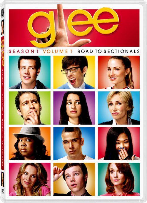 Glee - season 1  I'm a Gleek and proud!