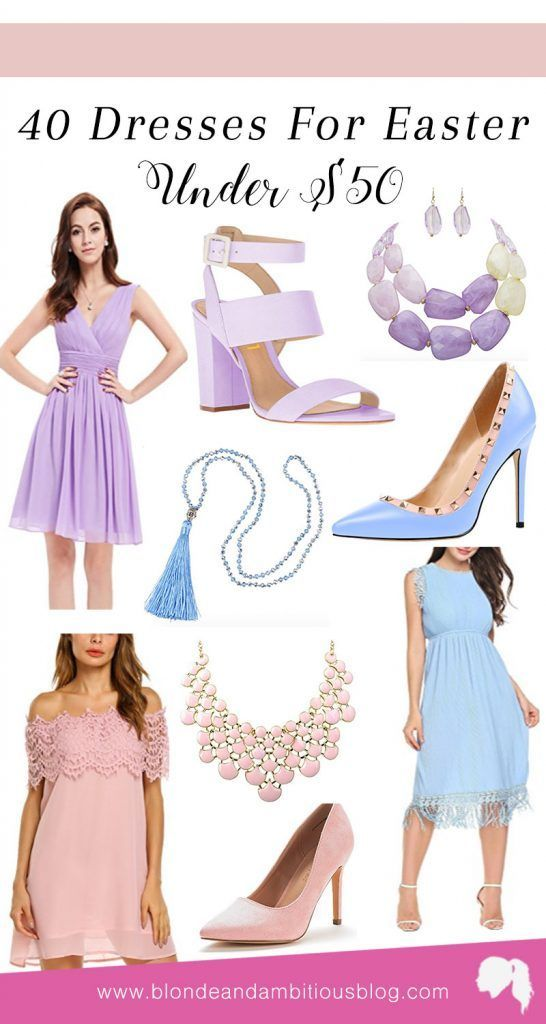 8057e261865 40 AMAZON PRIME Easter Dresses For UNDER $50 (+ matching accessories to  complete your look