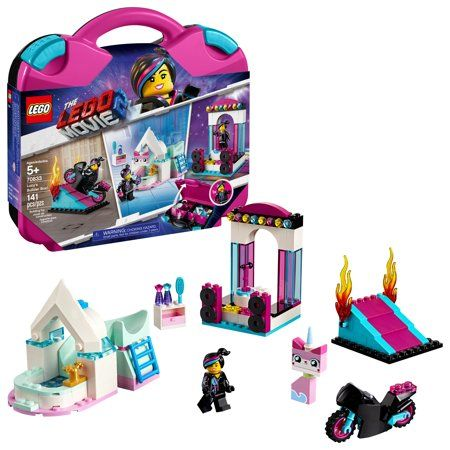 The Lego Movie 2 Lucys Builder Box 70833 Products Lego Movie 2