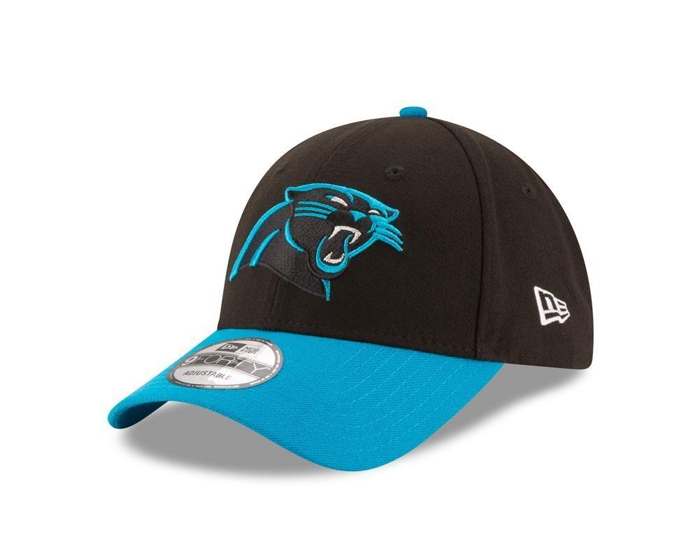 NEW Era 9 Forty CAP Carolina Panthers The League
