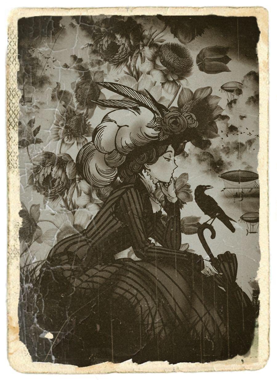 Art Dokinana Steampunk
