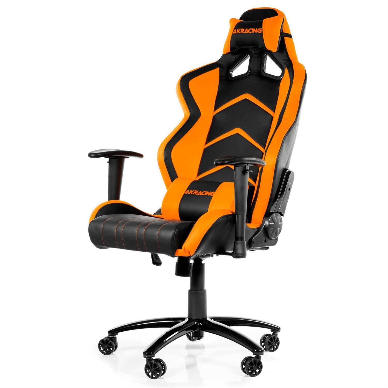 AKRACING Player Gaming Chair Black/Orange
