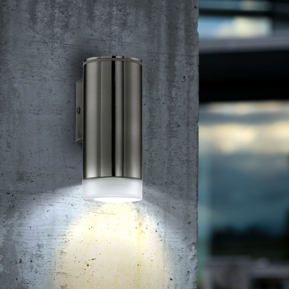 Applique lampe del spot luminaire mural clairage for Spot led encastrable exterieur terrasse