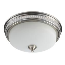 tuscany afton 110 cfm ceiling exhaust bath fan with light this rh pinterest com