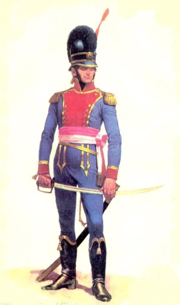 Cuerpo de Patriotas de la Unión 1806