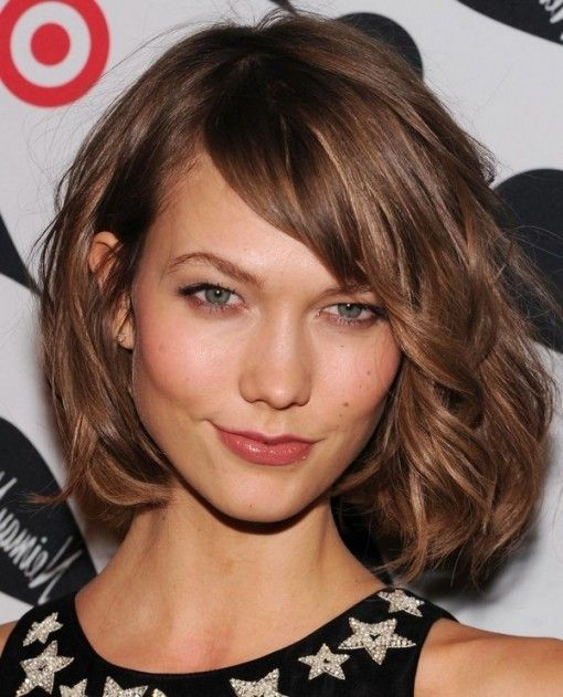 Long Layered Hairstyles With Side Bangs Intended For Most Stunning