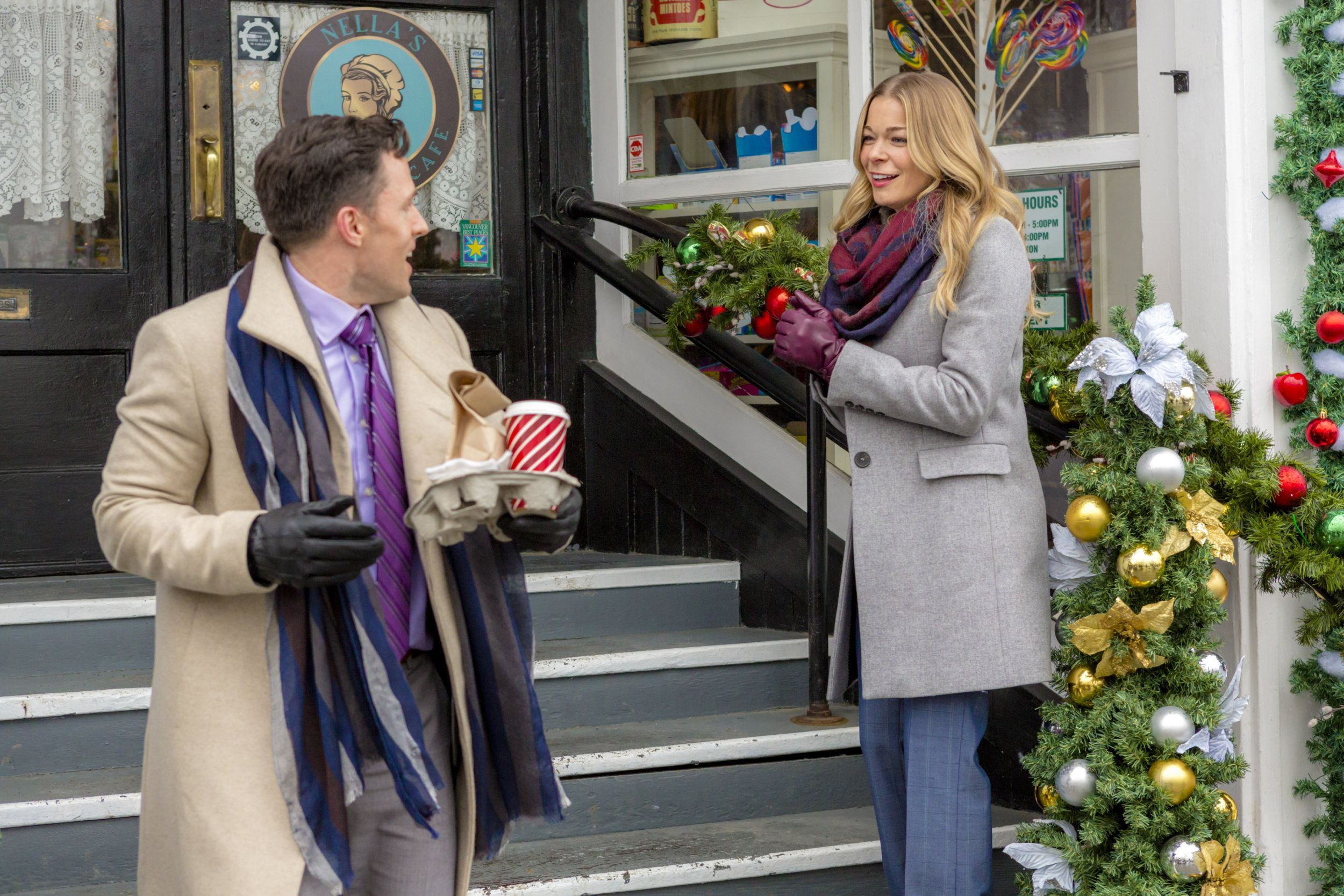 """Check out photos from the Hallmark Channel movie """"It's"""