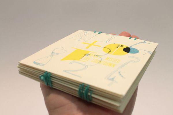 Book   Ana-Maria Grigoriu, via Behance