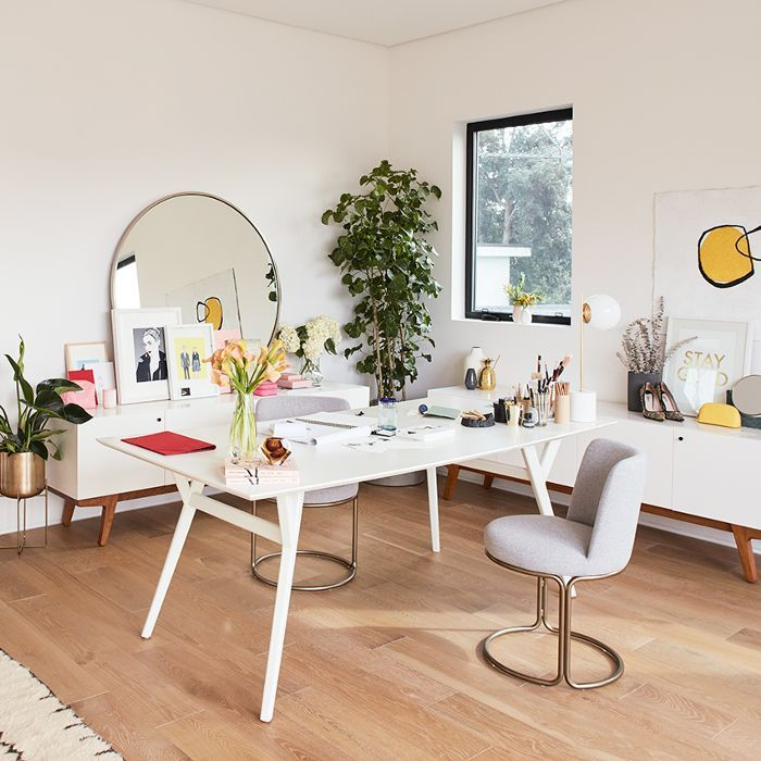 Home Decor Stores Los Angeles: Inside Garance Doré's Seriously Cool Home Studio In Los