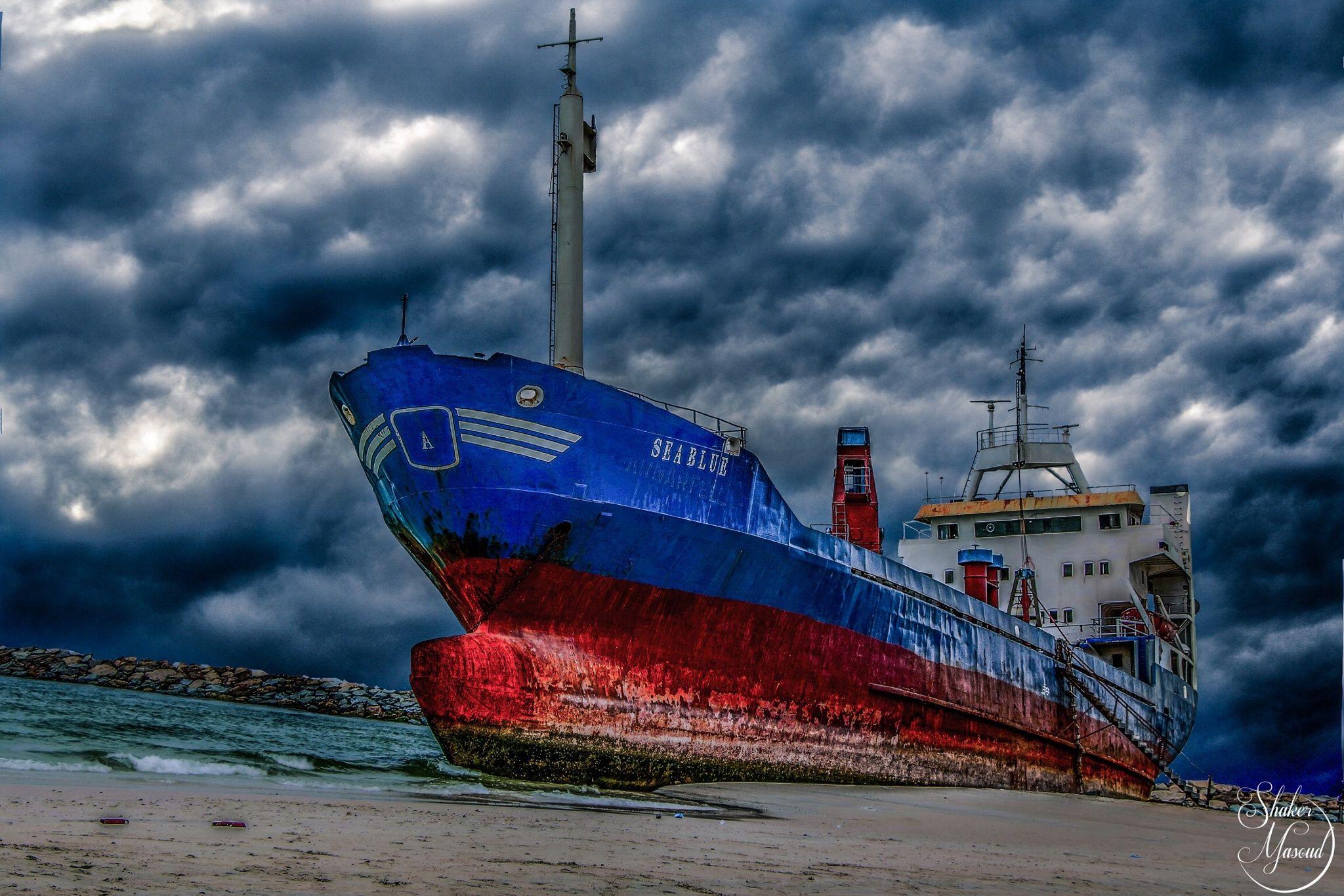 Blue Sea by Shaker Masoud on 500px