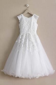 62d2012b530 Falling Flowers Special Occasion Dress