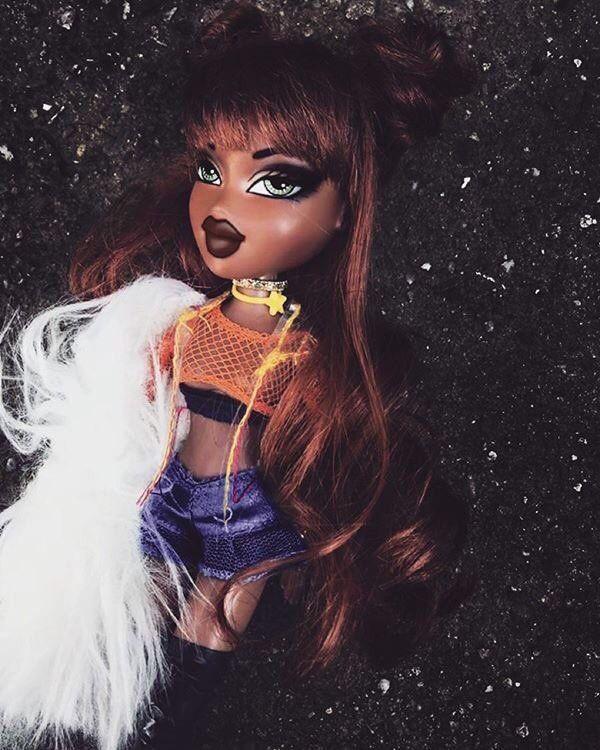 Barbie Wallpaper Tumblr: Bratz Doll Makeup, Black Bratz