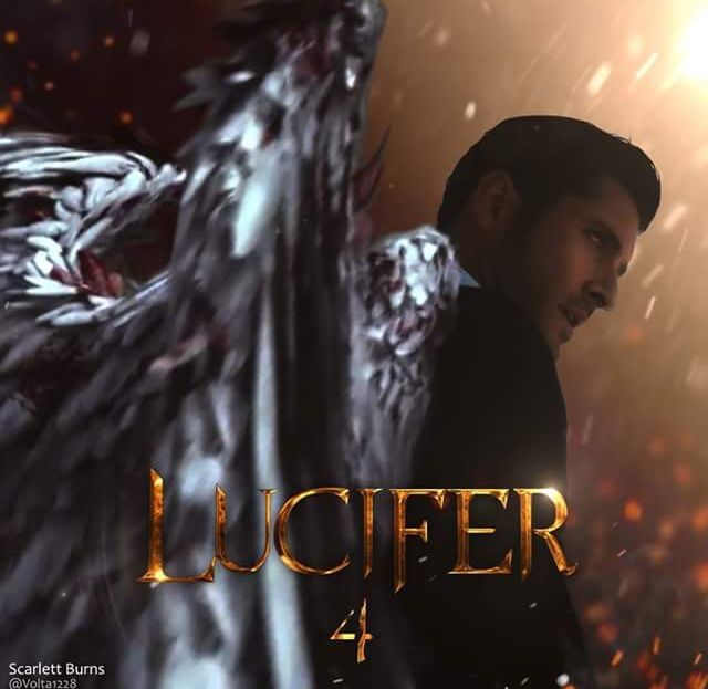 That's What We Want!! A Lucifer Season 4! #SaveLucifer