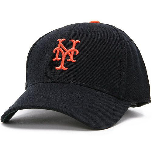 New York Giants 1947 57 Cooperstown Fitted Cap Mlb Com Shop New York Giants Fitted Hats Hats