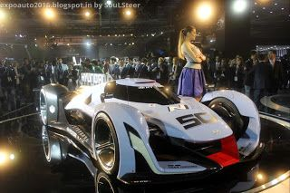 Auto Expo 2016 By Soulsteer Hyundai N 2025 Vision Gran Turismo Looks Out Of The World At Auto Expo 2016 Hall 3 Hyundai Hyundai Motor Fuel Cell