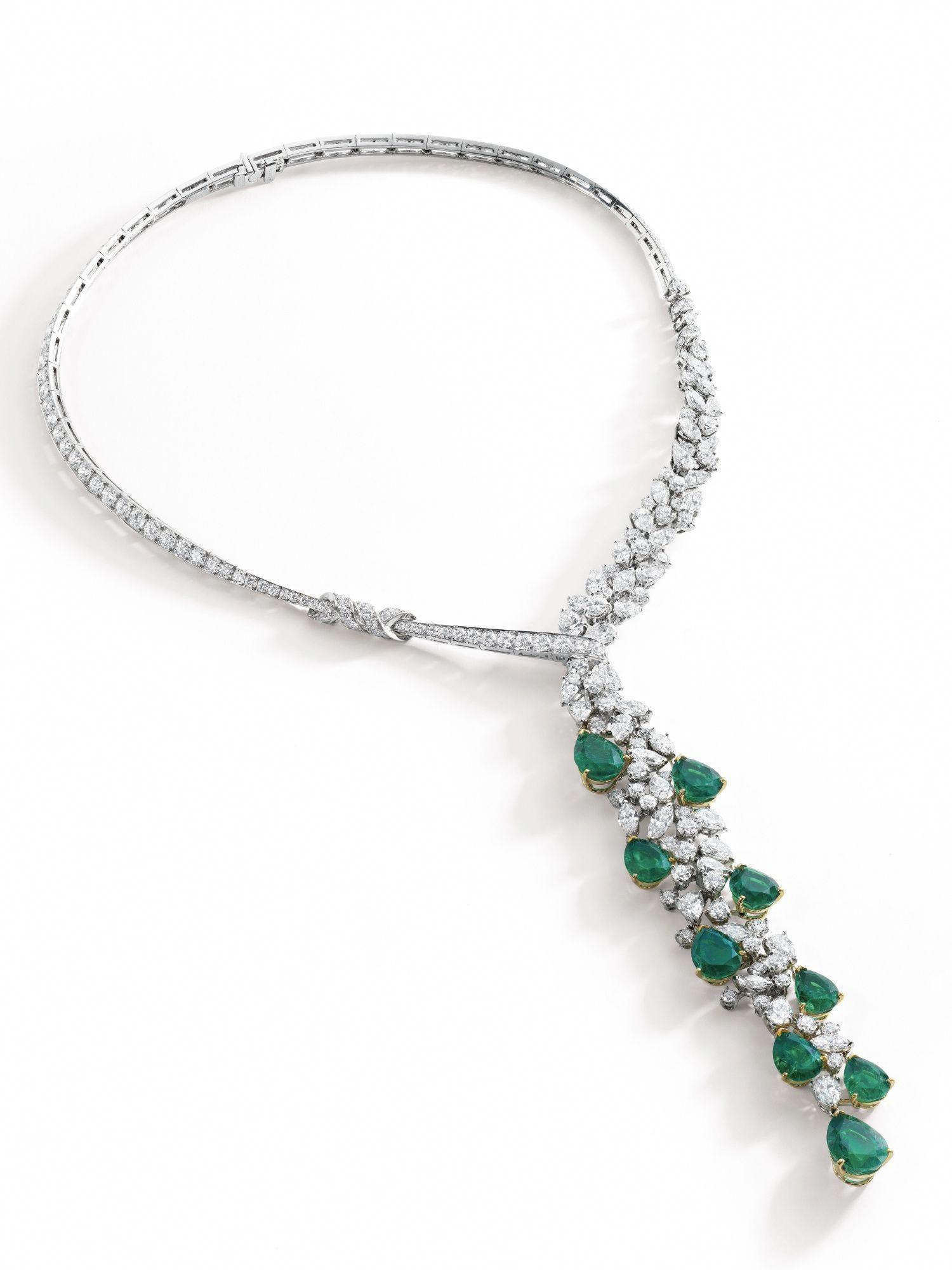 van cleef and arpels necklace sotheby's