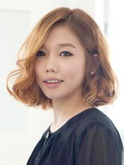 Digital Perm4 Jpg 175 233 Pixels Permed Hairstyles Digital Perm Short Hair Digital Perm