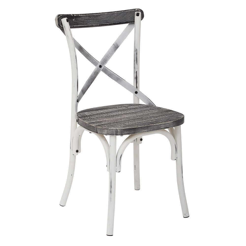 Osp Designs Somerset Dining Chair Metal Dining Chairs