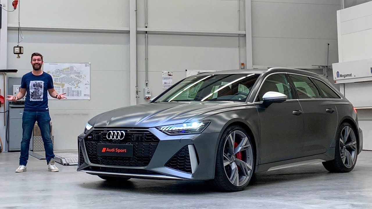 New Audi Rs6 Avant 2020 First Look Youtube Audi Rs6 Audi Audi Rs