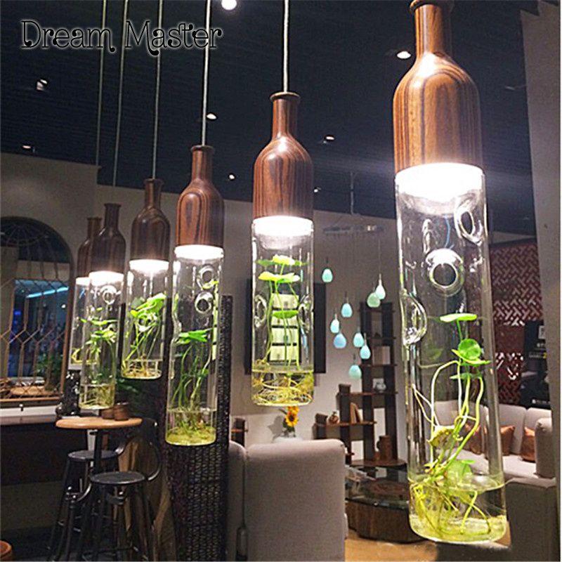 Pas cher nordique usine verre lustre trois creative personnalit simple moderne restaurant bar - Maquillage pas chere sans frais de port ...