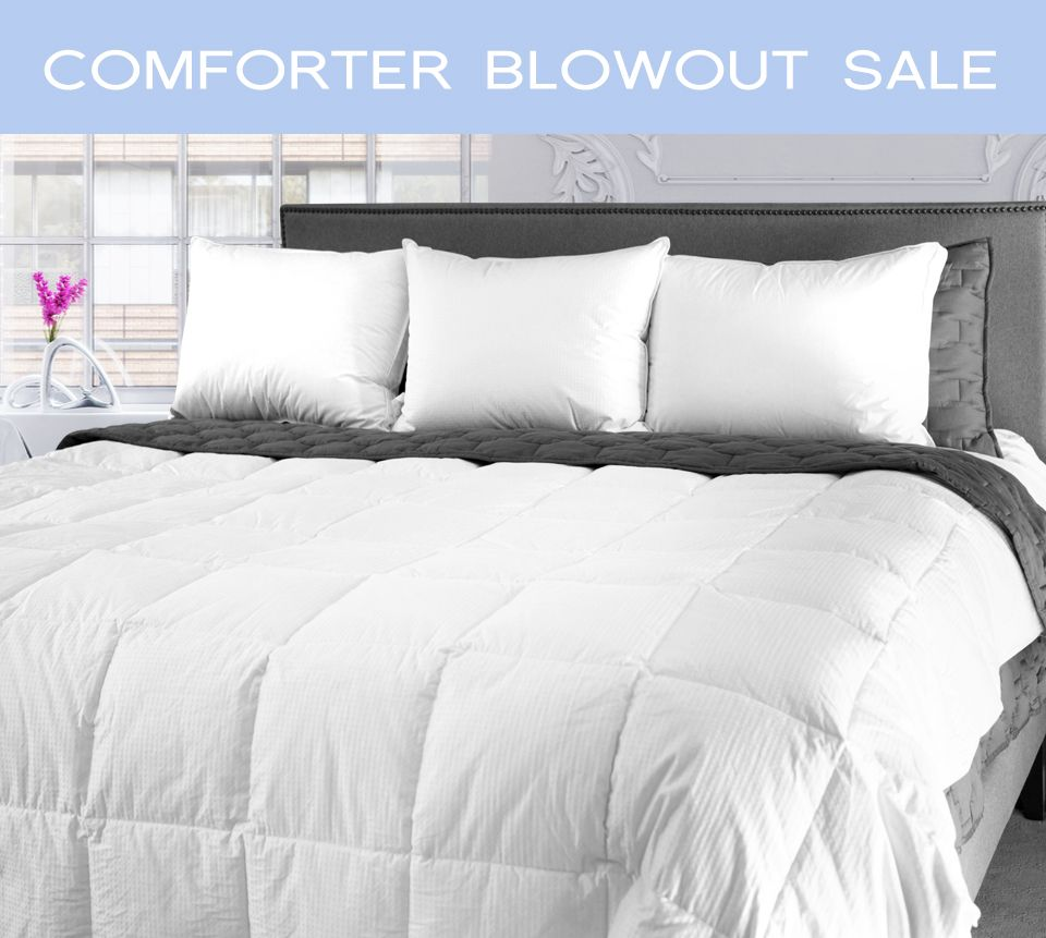 Down Comforters United Feather Down Luxury Bedding Since