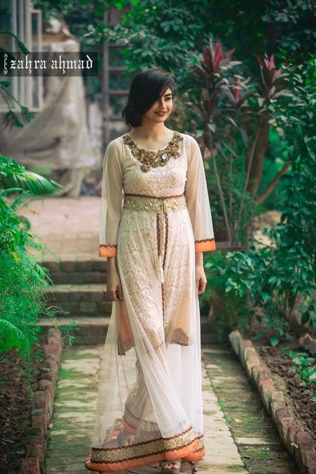 594b924be3 Zahra Ahmad Guzellik Party Dresses 2016   Things to Wear   Dresses ...