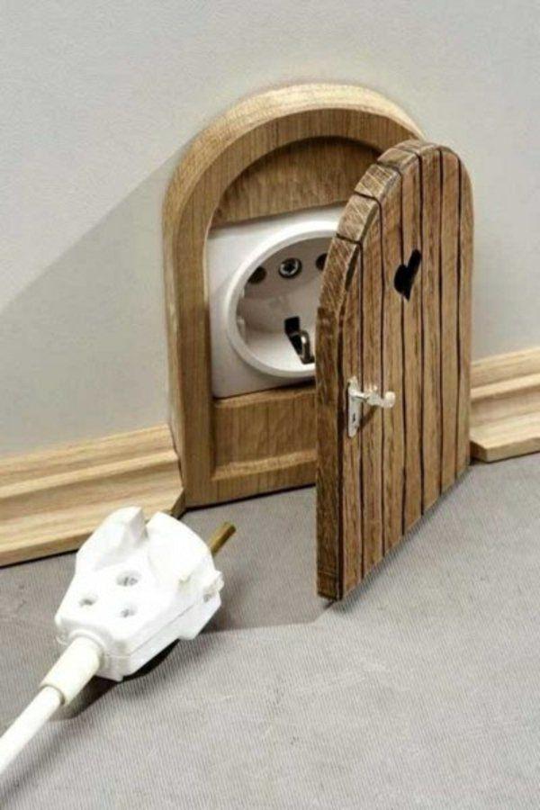 steckdosensicherung an der wand im kinderzimmer zu. Black Bedroom Furniture Sets. Home Design Ideas