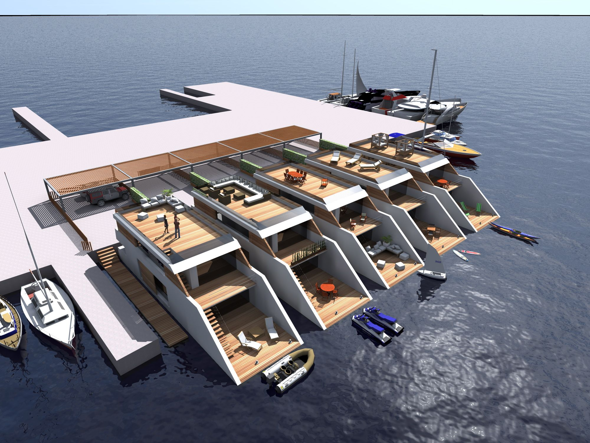 Awesome Explore Houseboat Ideas, Floating House, And More!