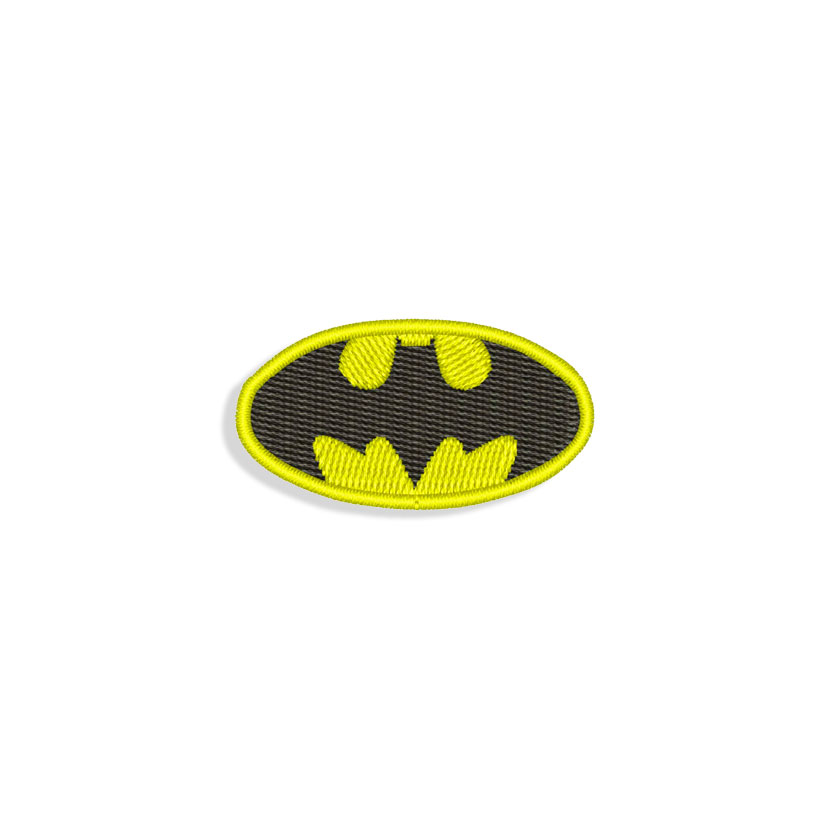 Batman Embroidery design Machine Embroidery designs and