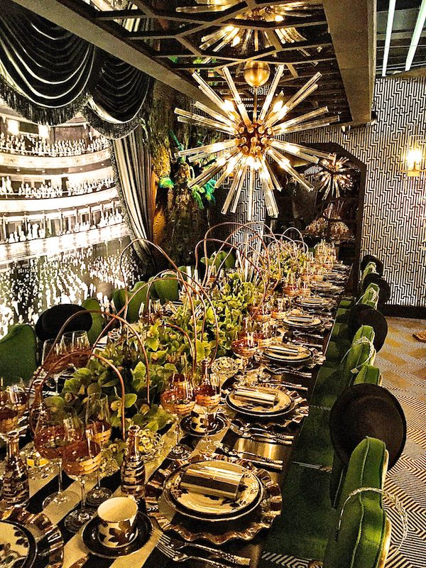 New York Design Center At Diffa Dining By Design 2015 Table Top