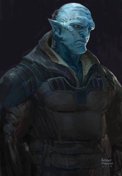 Guardians of the Galaxy concept art | Ficção científica ...