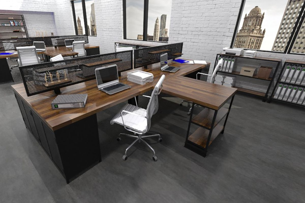 Iron Age Office Modern Industrial Office Furniture Industrial Office Furniture Industrial Design Office Furniture Industrial Office