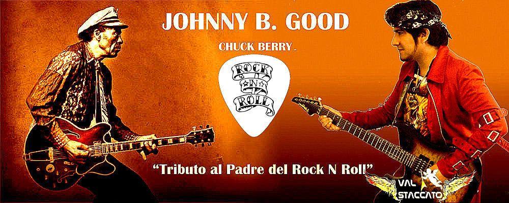 """Se acuerdan de aquella canción que tocaba Marty mcfly en la fantástica y magnifica película """"VOLVER AL FUTURO""""...pues es:  JOHNNY B. GOOD"""" una de las canciones de guitarra más grandes de todos los tiempos. Este es mi tributo al padre del Rock N Roll, el genial Chuck Berry! Disfrútenlo y Compártanlo!!  http://tiny.cc/Rock_N_Roll"""