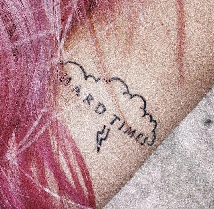 Instagram _OliviaLea_ Paramore tattoo, Tattoos, Small