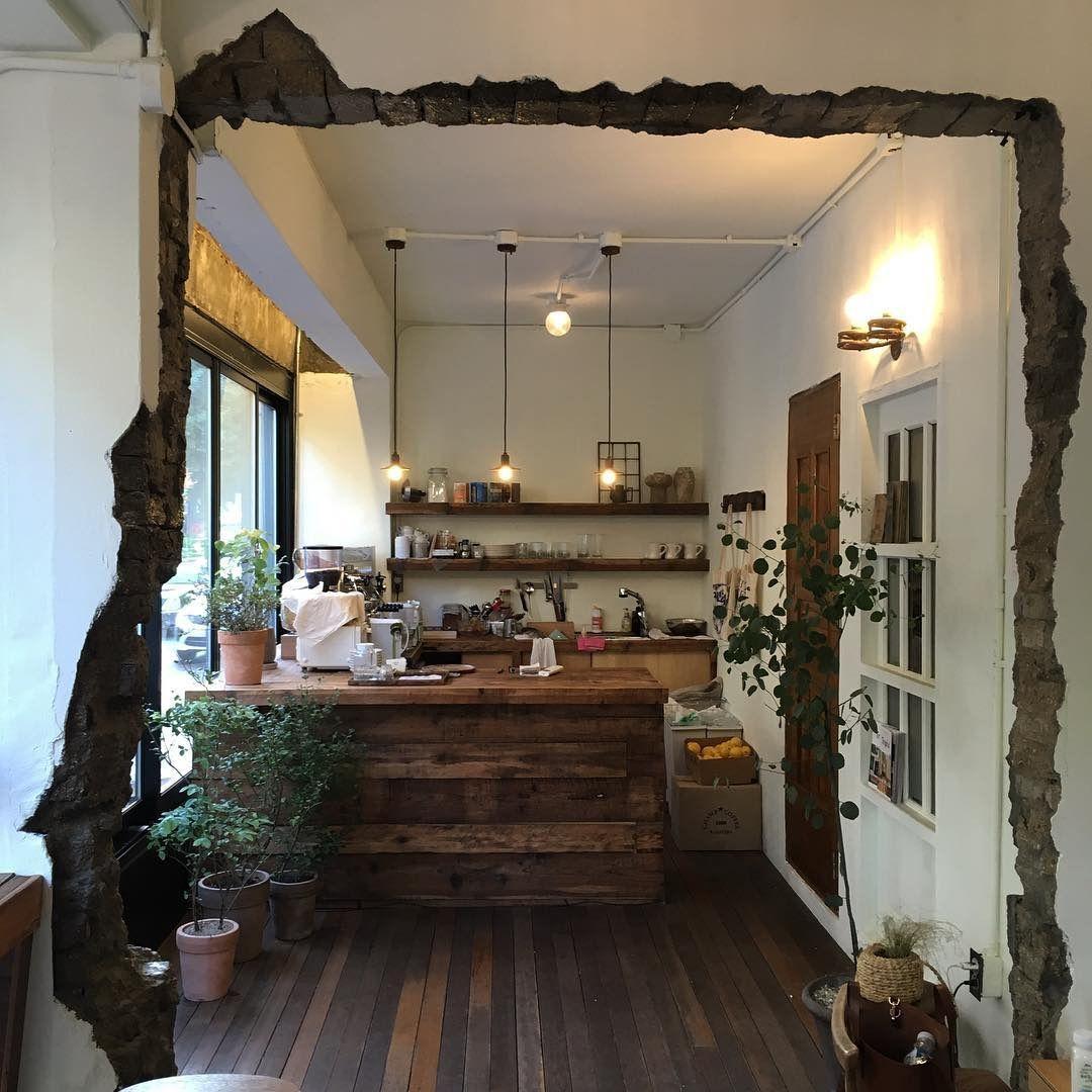 Home cafe room design