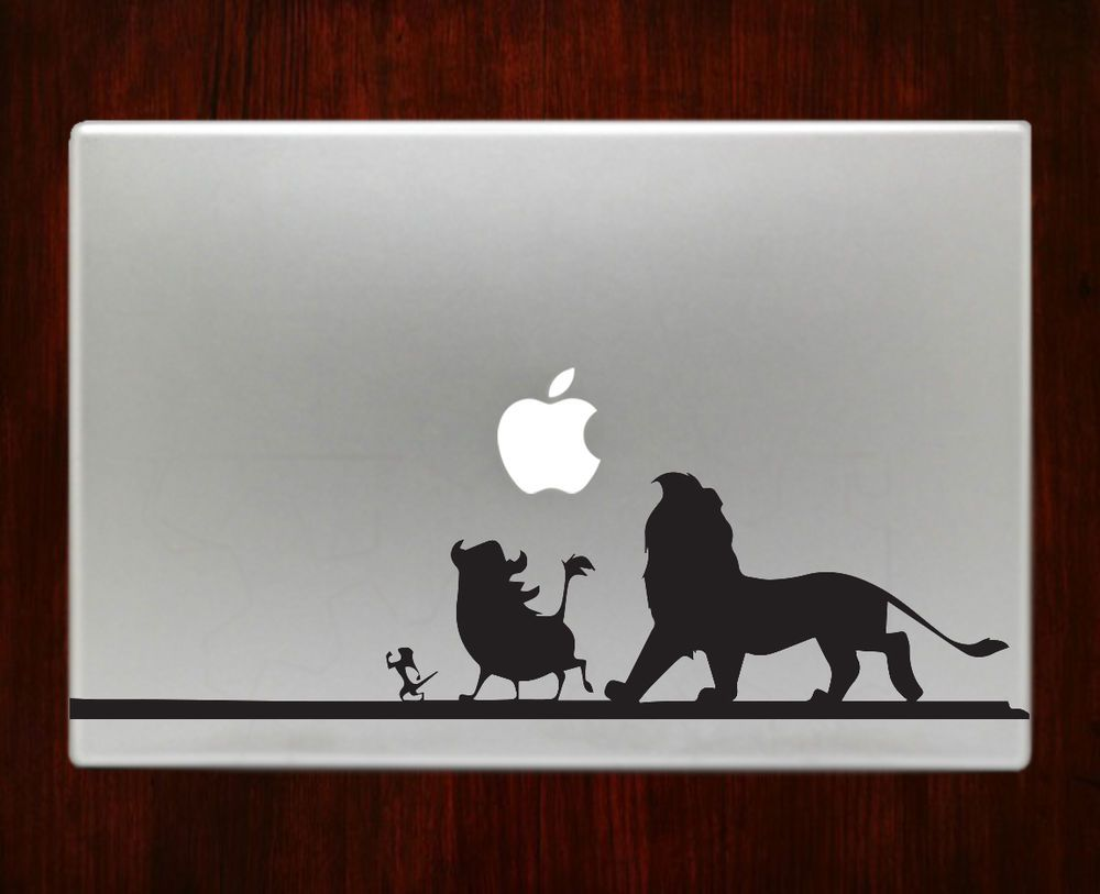 The Lion King Hakuna Matata Simba Decals Stickers For