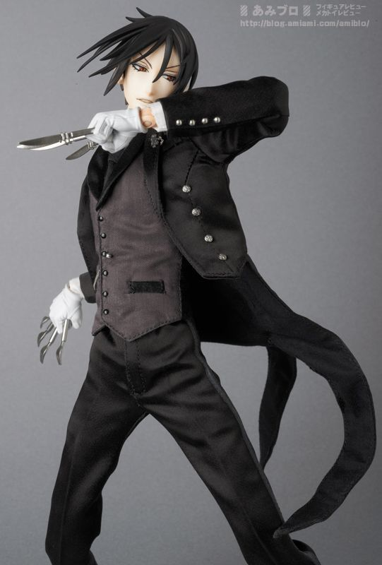 Preview Real Action Heroes Black Butler Book Of Circus