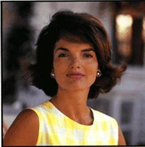 Jackie kennedy... Flawless