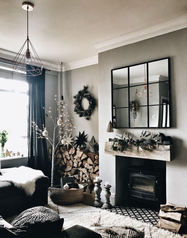 54 Pretty Hygge Living Room Ideas   Hygge christmas ...