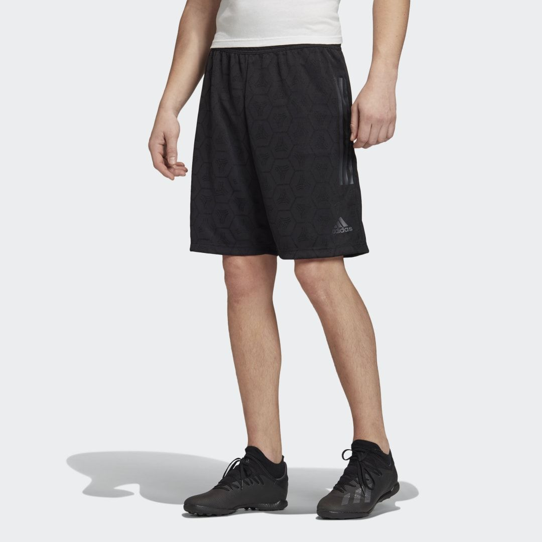 adidas TAN Jacquard Shorts - Schwarz   adidas Deutschland